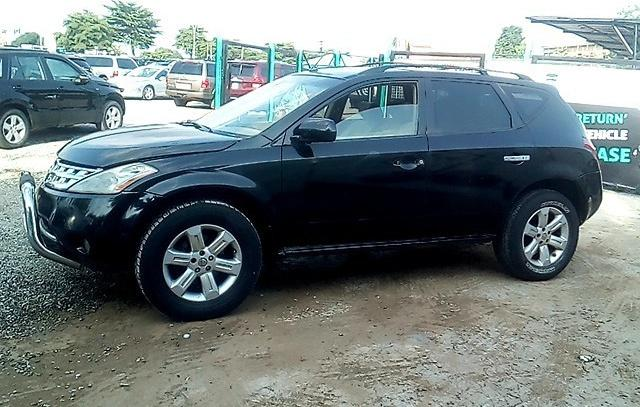 Super Clean Nigerian used Nissan Murano 2007-8