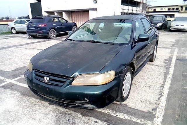 Super Clean Nigerian used 2001 Honda Accord -11