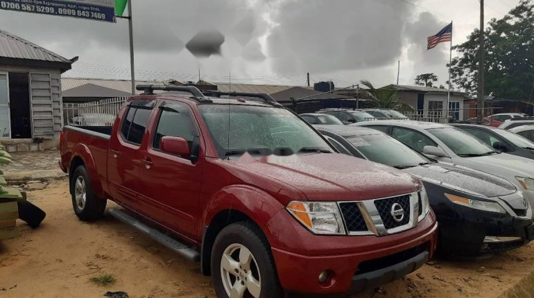 Foreign Used 2005 Nissan Frontier Automatic -5
