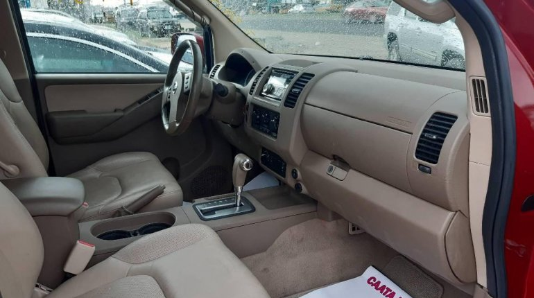 Foreign Used 2005 Nissan Frontier Automatic -1
