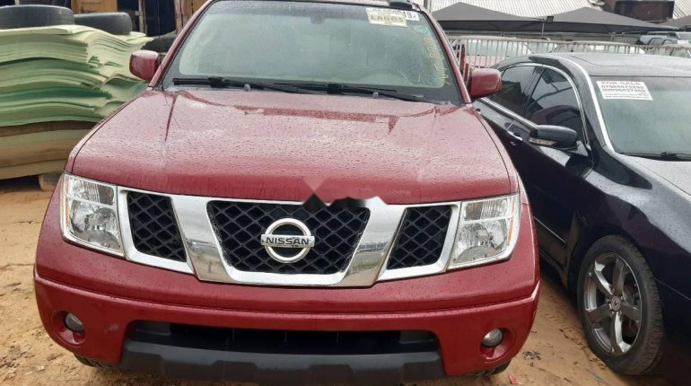Foreign Used 2005 Nissan Frontier Automatic -6