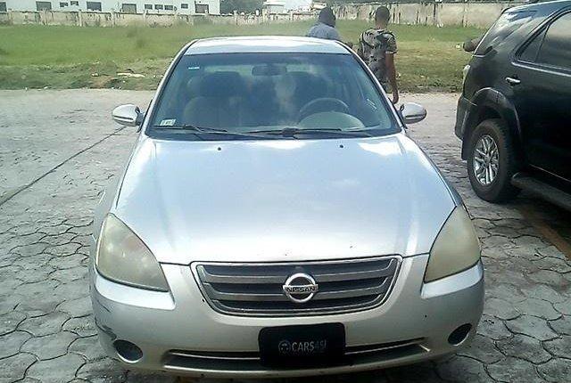 Nigerian Used Nissan Altima 2003 Automatic -13