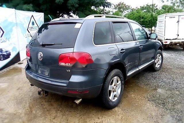 Nigerian Used Volkswagen Touareg 2007 Automatic -4