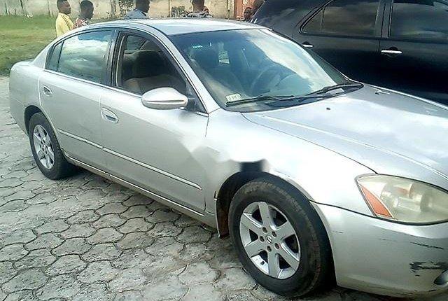 Nigerian Used Nissan Altima 2003 Automatic -9