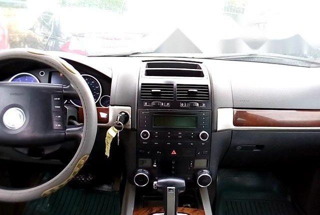 Nigerian Used Volkswagen Touareg 2007 Automatic -3