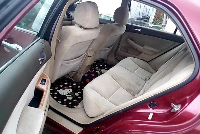 Super Clean Foreign used Honda Accord 2003-2