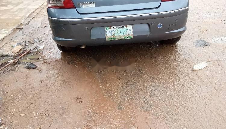 Super Clean Nigerian used Peugeot 407 2006-4