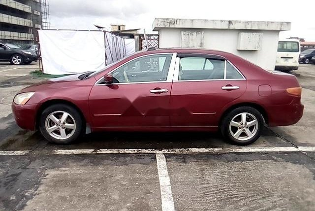 Super Clean Foreign used Honda Accord 2003-8