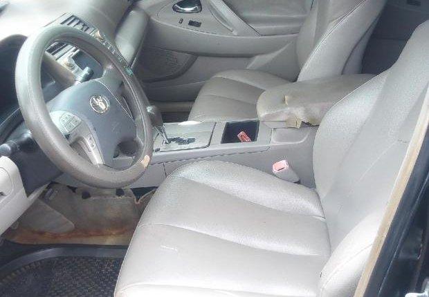 Toyota Camry 2007 Black-2