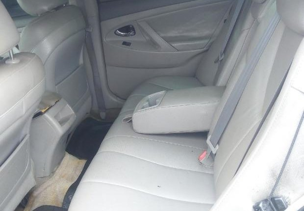 Toyota Camry 2007 Black-5