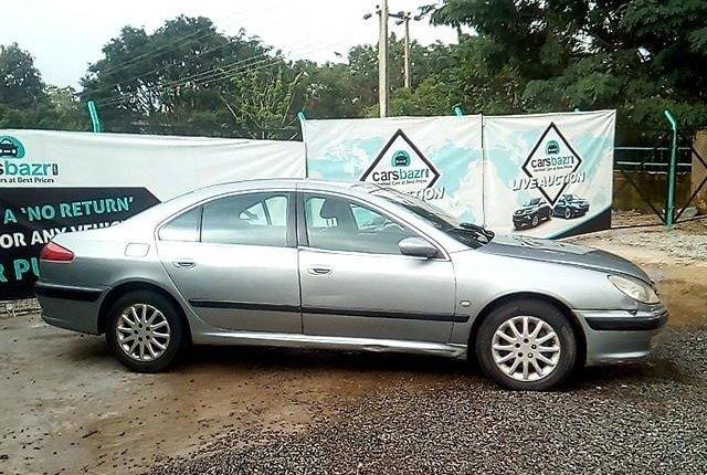 Neat Nigerian used 2009 Peugeot 607-13