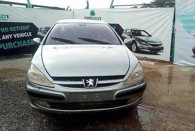 Neat Nigerian used 2009 Peugeot 607-4