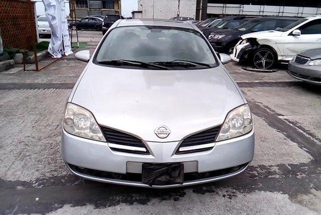 Nigeria Used Nissan Primera 2003 Model Silver-12