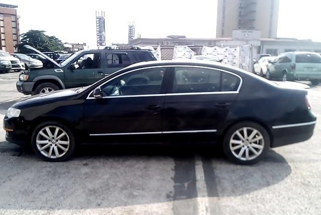 Nigerian Used Volkswagen Passat 2010-8