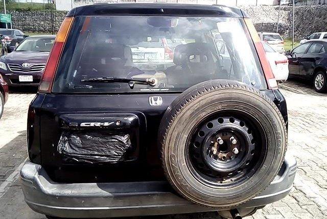 Nigerian Used Honda CR-V 2001-6