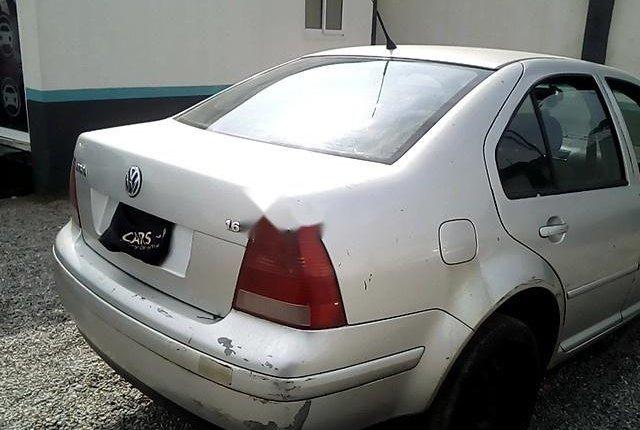 Nigeria Used Volkswagen Bora 2004 Model Silver-4
