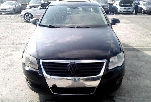 Nigerian Used Volkswagen Passat 2010-12