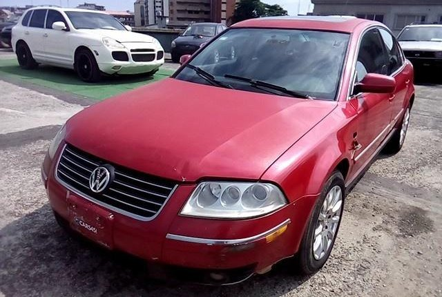 Foreign Used Volkswagen Passat 2004 for sale-10