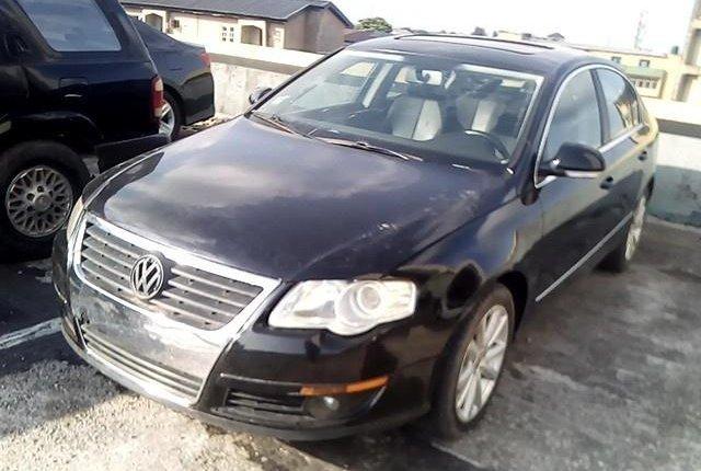 Nigerian Used Volkswagen Passat 2010-11