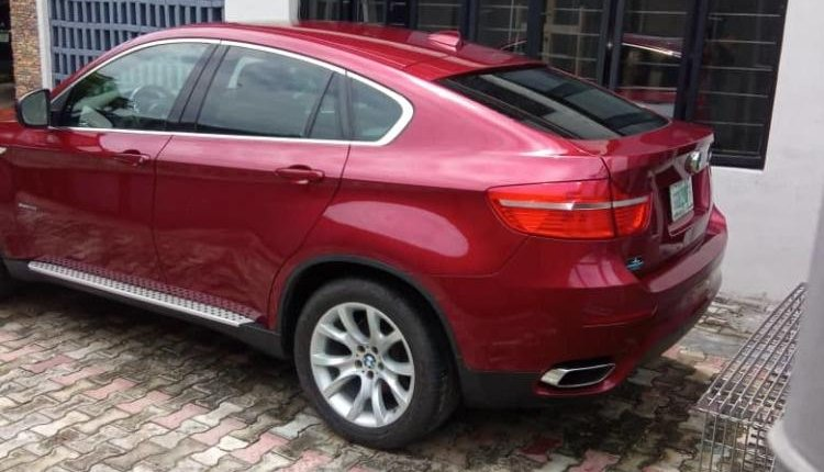 Very Clean Nigerian used 2009 BMW X6-4