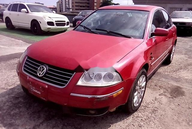 Foreign Used Volkswagen Passat 2004 for sale-13