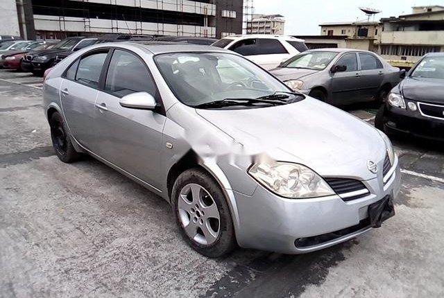 Nigeria Used Nissan Primera 2003 Model Silver-9