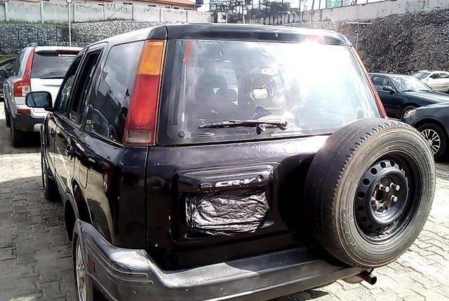 Nigerian Used Honda CR-V 2001-5