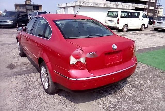 Foreign Used Volkswagen Passat 2004 for sale-5