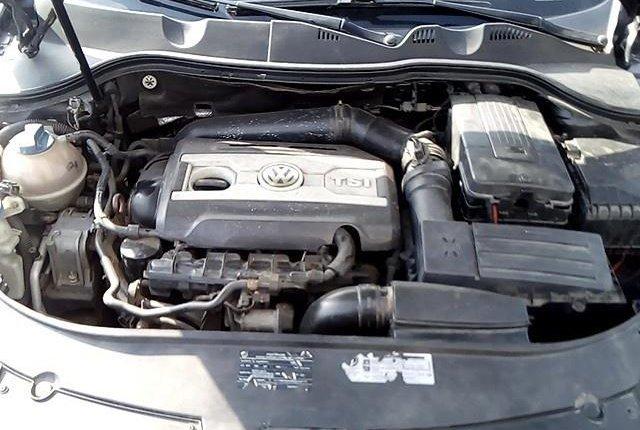 Nigerian Used Volkswagen Passat 2010-1
