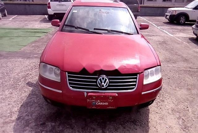 Foreign Used Volkswagen Passat 2004 for sale-12