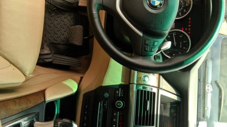 Nigeria Used BMW X6 2011 Model Black-0