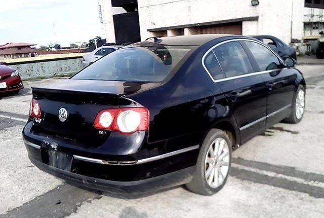 Nigerian Used Volkswagen Passat 2010-4