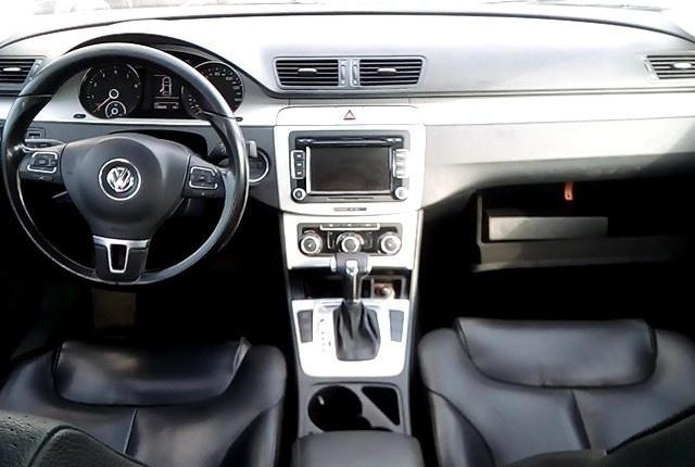 Nigerian Used Volkswagen Passat 2010-3
