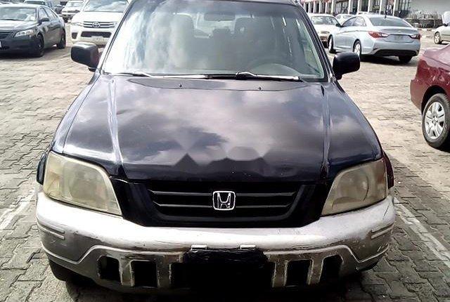 Nigerian Used Honda CR-V 2001-13