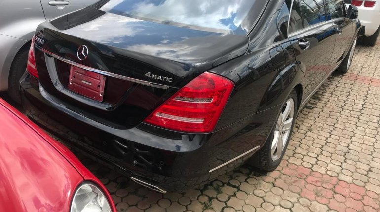 Super Clean Foreign used Mercedes-Benz S550 2013-2