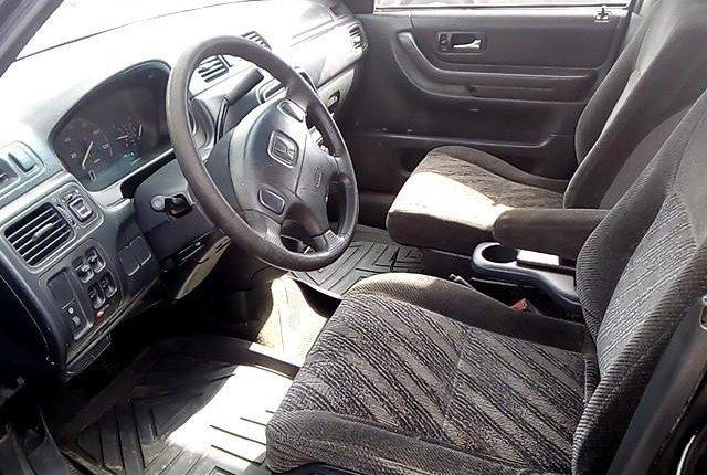 Nigerian Used Honda CR-V 2001-3