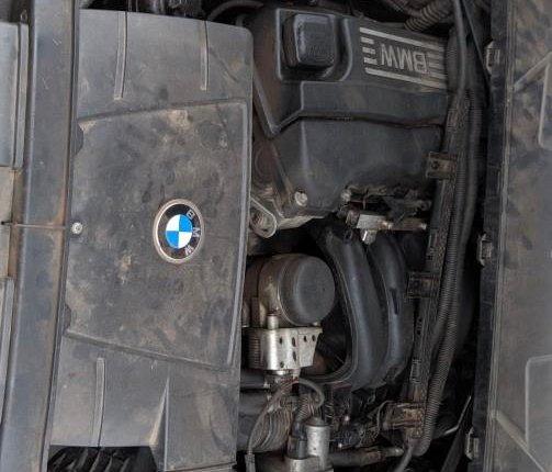 Nigeria Used BMW 318i 2006 Model Gold -1