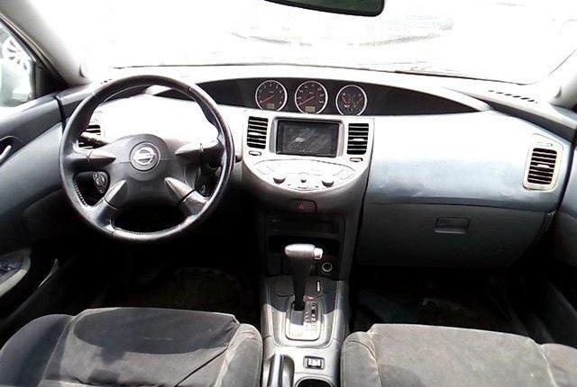 Nigeria Used Nissan Primera 2003 Model Silver-3