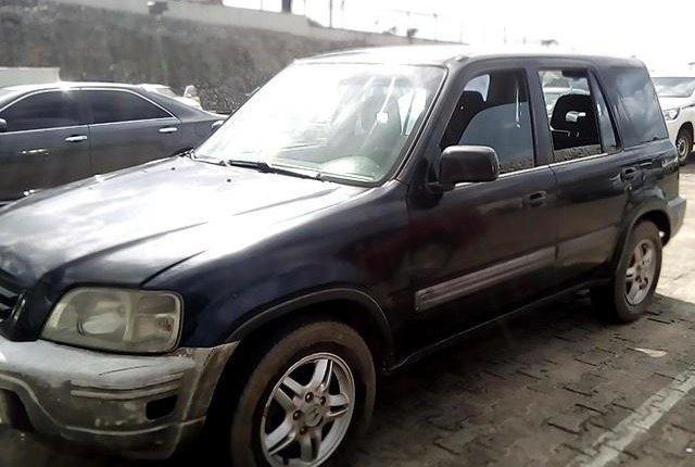 Nigerian Used Honda CR-V 2001-8