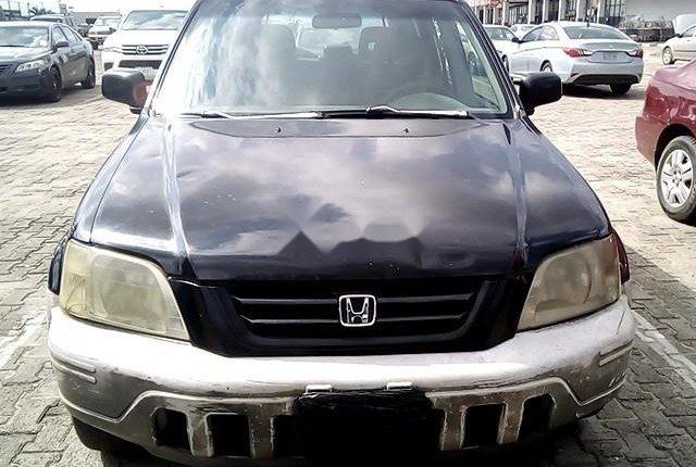 Nigerian Used Honda CR-V 2001-12