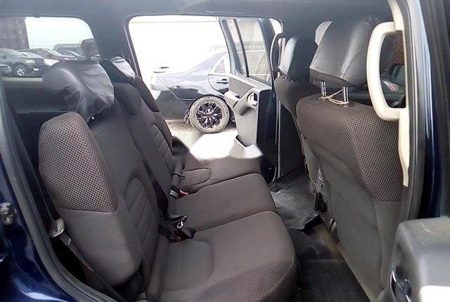Nigeria Used Nissan Pathfinder 2005 Model Blue-2
