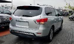 Tokunbo Nissan Pathfinder 35 2013 Model Silver-3