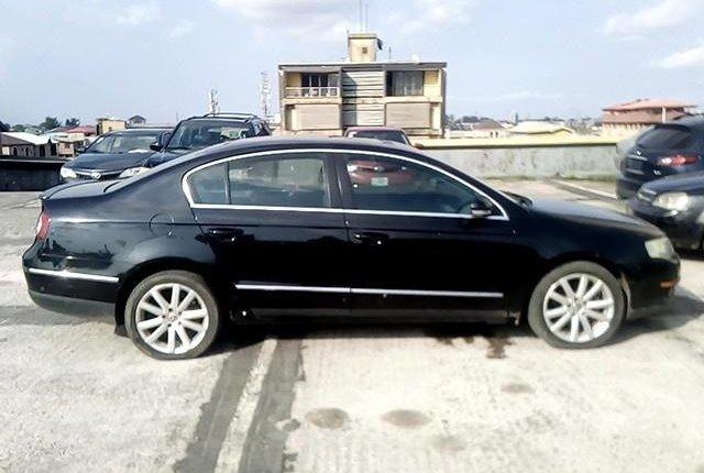 Nigerian Used Volkswagen Passat 2010-7
