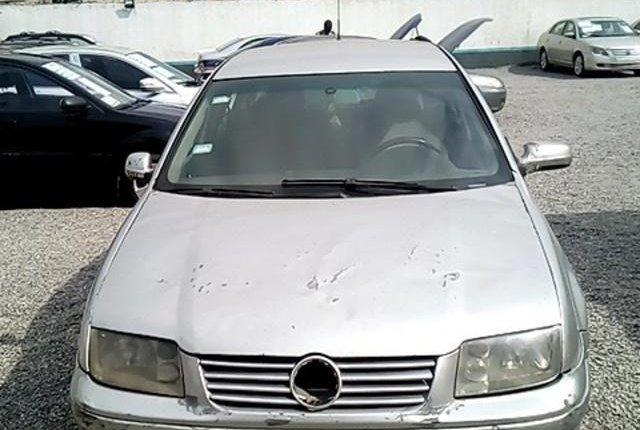 Nigeria Used Volkswagen Bora 2004 Model Silver-13