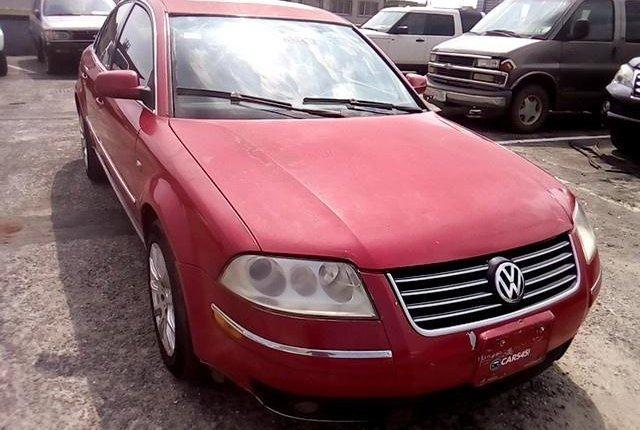 Foreign Used Volkswagen Passat 2004 for sale-9