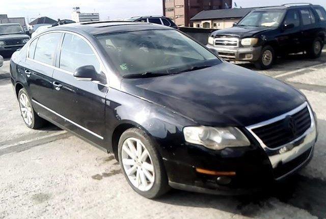 Nigerian Used Volkswagen Passat 2010-9