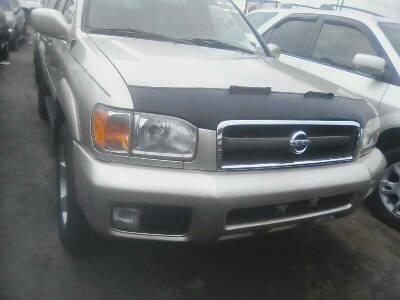 Very Clean Foreign used Nissan Pathfinder 2003-3