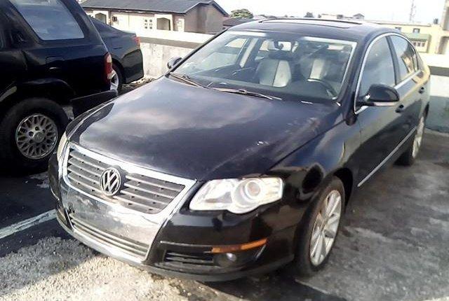 Nigerian Used Volkswagen Passat 2010-13