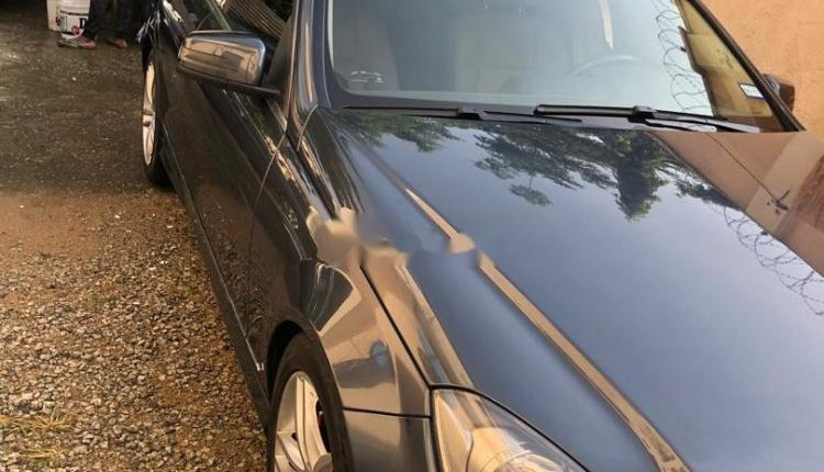 Nigeria Used Mercedes-Benz C300 2013 Model Grey-4