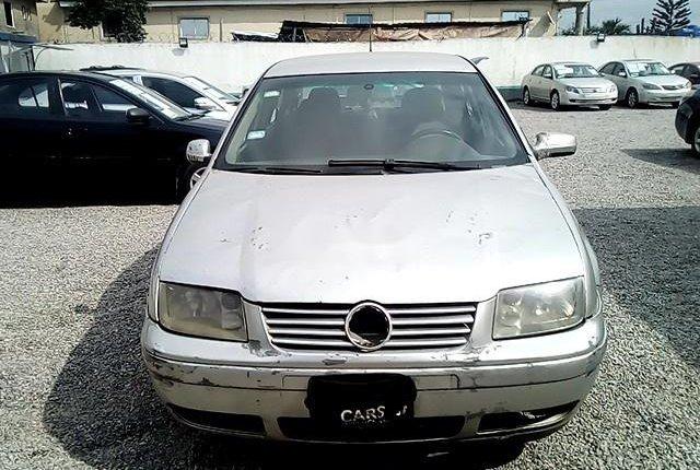Nigeria Used Volkswagen Bora 2004 Model Silver-12